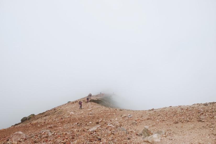 Mt. Asahi (旭岳) (Pt. 4)2291m