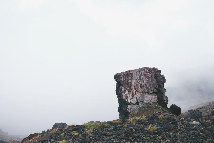 Mt. Asahi (旭岳) (Pt. 3)2291m