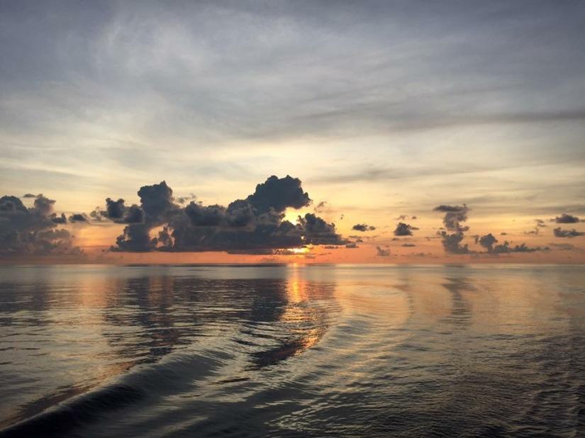 Pacific Ocean (太平洋)