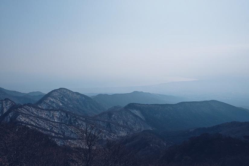 Mt Echizengatake (越前岳)1504m