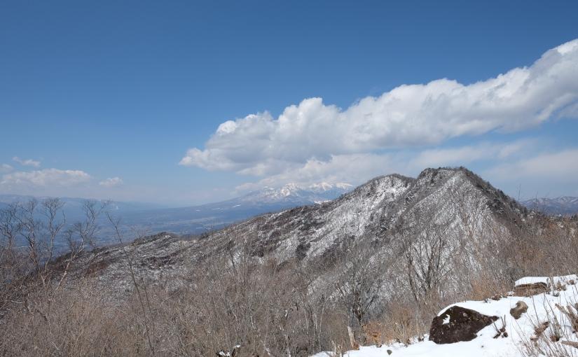 Mt. Kayagatake (茅ケ岳)1704m