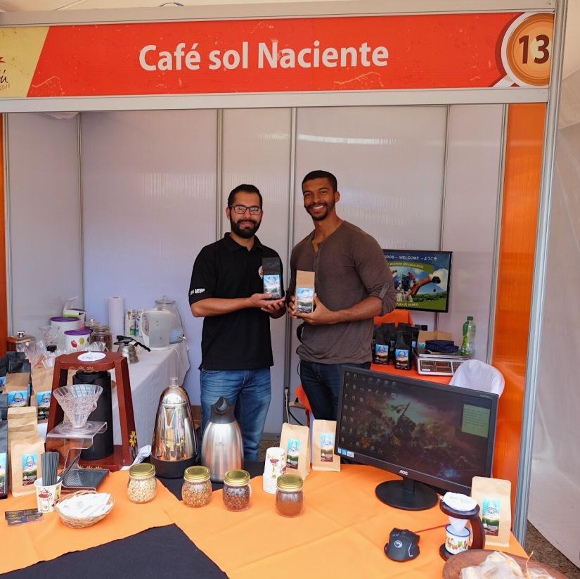 Expo Cafe Tarrazu 2018 (San Marcos, CostaRica)
